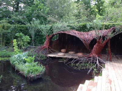 Floating Garden Chaumont 2016